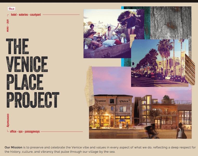 Venice Place Project